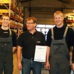 Søstrøm Metalindustri er årets læreplads